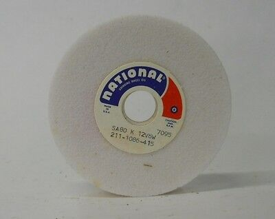 211-10868-247 LOT OF 12 NATIONAL GRINDING WHEEL SA46-K-10V6W FEDERAL MOGUL
