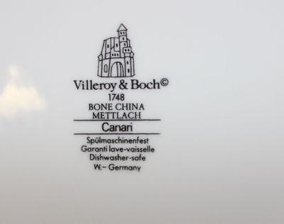 VILLEROY BOCH V&B Canari  Milchgießer H9  Ag Milchkännchen Sahnekännchen  50548 2