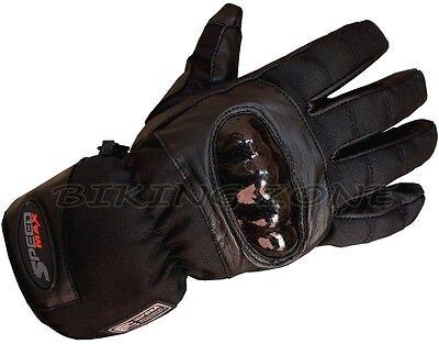 Black Hawk Mens Winter Ce Motorbike / Motorcycle Textile Jacket Trousers Suit 5