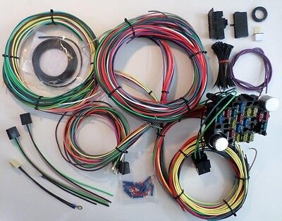 ez wiring 21 circuit harness mini fuse panel ez 21 circuit universal wiring harness 21 auto wiring diagram schematic on ez wiring 21 circuit harness