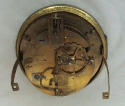 An Attractive 19Th Century, Japy Freres, Ormolu Mantel Clock. 9