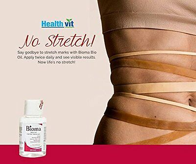Bioma Bio Oil (For Scars,Stretch Marks, Uneven Skin Tone, Aging, Dehydrated Skin