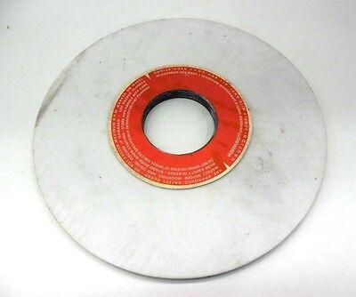 CARBORUNDUM ABRASIVES GRINDING WHEEL AA80-K8-V40 MAX RPM 2069 12 X 1//2 X 3