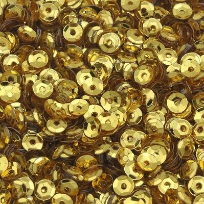 24000 Pailletten Gewölbt im Blister für Kleidung Schmuck 3mm (100g / 10 farben) 10