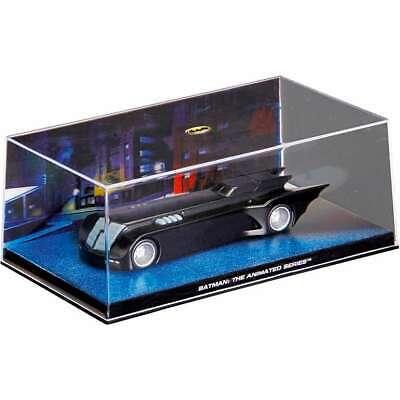 Lot de 2 Batmobile 1//43 Véhicules de Batman Eaglemoss Voiture Model Car LB04