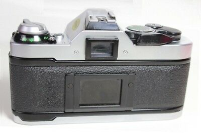 Canon AE-1 Program 35mm Film Manual Camera w/ 50mm F1.8 Lens Excellent Condition 3