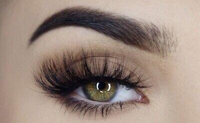 💙5 Pairs 3D False Eyelashes Mink Wispy Cross Long Thick Soft Fake Eye Lashes💙 11