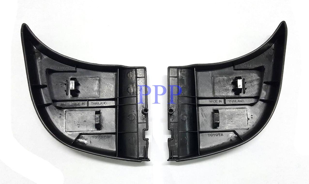 Plastic rear bumper end corner cap Toyota Hilux Mk6 Mk7 Vigo pickup truck new