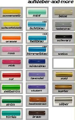 5 Von 6 Autoaufkleber Wandtattoo Aufkleber Sticker Name Nach Wunsch   Freie  Farbwahl