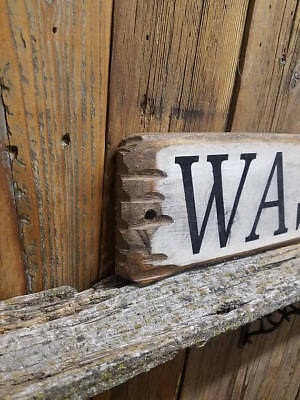 Wash Dry Fold Distressed Wood Sign Laundry Room Home Decor Mat 5