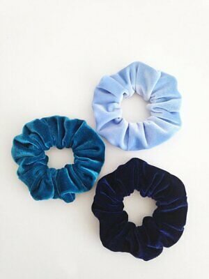 Velvet Scrunchies Ponytail Women Hair band Elastic Hair Bands Scrunchy Girls AU 4