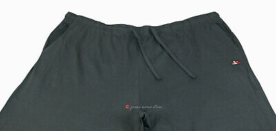 Pantalone tuta uomo FELPA cotone leggero estivo elastico TAGLIE FORTI 4 colori 5