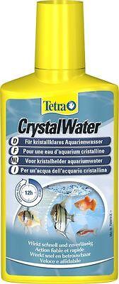 Tetra Crystal Water - 100Ml - Fish Tank Water Cleaner Cloudy Aquarium Treatment 2