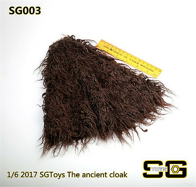 """SGToys 1//6 Scale The ancient cloak Fit For 12/"""" Male Figure Body Model SG003"""
