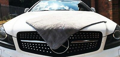 "HUGE XXL 25"" x 36"" WOOLLY MAMMOTH MICROFIBER CAR DRYING TOWEL WATER ABSORBER 3"