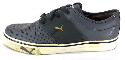 Puma mens 352614 EL ACE 2  leather suede sneakers shoes 7.5 9.5 10.5 11.5 NEW