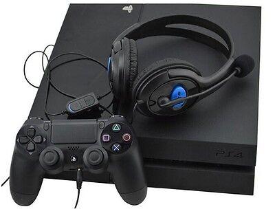 Cascos auriculares con microfono para playstation4, ps4, pc Ordenador Gaming CAB 2