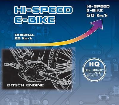 POLINI Boitier CDI E-Bike SHIMANO Steps E6000 E8000 moteur vélo électrique VAE