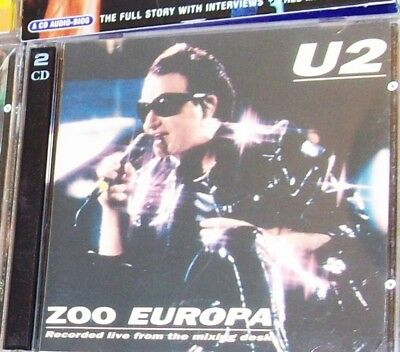 U2 CD LOT - 36 Albums (Over 45 Cds)- Albums, Concerts, Soundtracks, and More