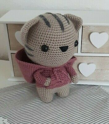 PATTERN BUNDLE: Crochet Kitty Cat Patterns! Amigurumi Kitty ... | 400x352