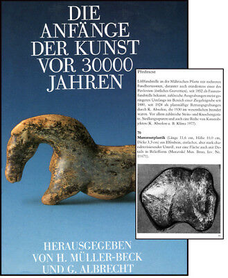 The famous Mammoth from Predmosti and his reconstruction – casts of resin