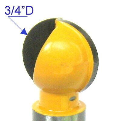 "1pc 1//2/"" SH 3//4/""  Diameter Plunging Ball End Router Bit  sct-888"