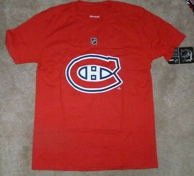 the latest dbb99 829e8 NEW NHL PK Subban Montreal Canadiens Jersey Player T Shirt Youth Boys M 10  12