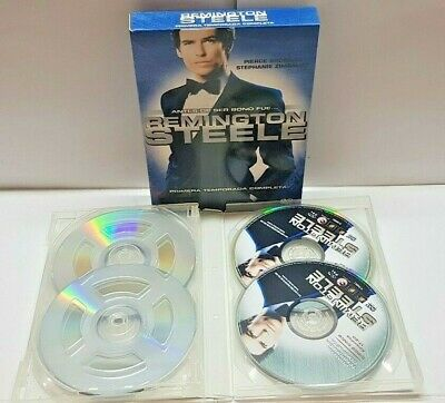 Pelicula Dvd Serie Tv Remington Steele Temporada 1 9