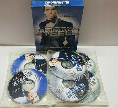 Pelicula Dvd Serie Tv Remington Steele Temporada 1 8