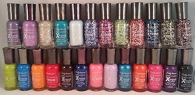 SALLY HANSEN HARD As Nails Xtreme Wear YOU CHOOSE BUY 2 GET 1 FREE ADD 3 TO  CART