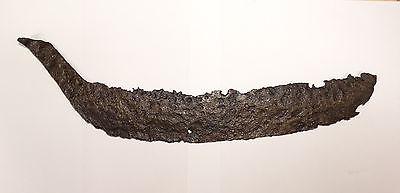 Viking  tool scythe. ca 8-10 century AD. 5