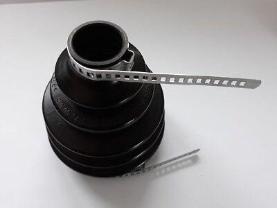 Schellen für Achsmanschetten 25 St. x 9 mm  (12 x lang + 12 x kurz + 1 Gratis)