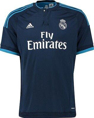128 bis XXL Trikot Adidas Real Madrid 2015-2016 Third Toni Kroos 8