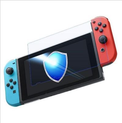 For Nintendo Switch Console Screen Protector Cover  Premium Tempered Glass 9H 2