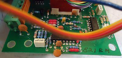 New Omega Cdtx-90-1 Pcb(Printed Circuit Board) S/n 61201210091, Board#521Rm 5