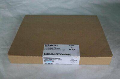 1PC New In Box Siemens 6ES7414-2XG04-0AB0 6ES7 414-2XG04-0AB0 2