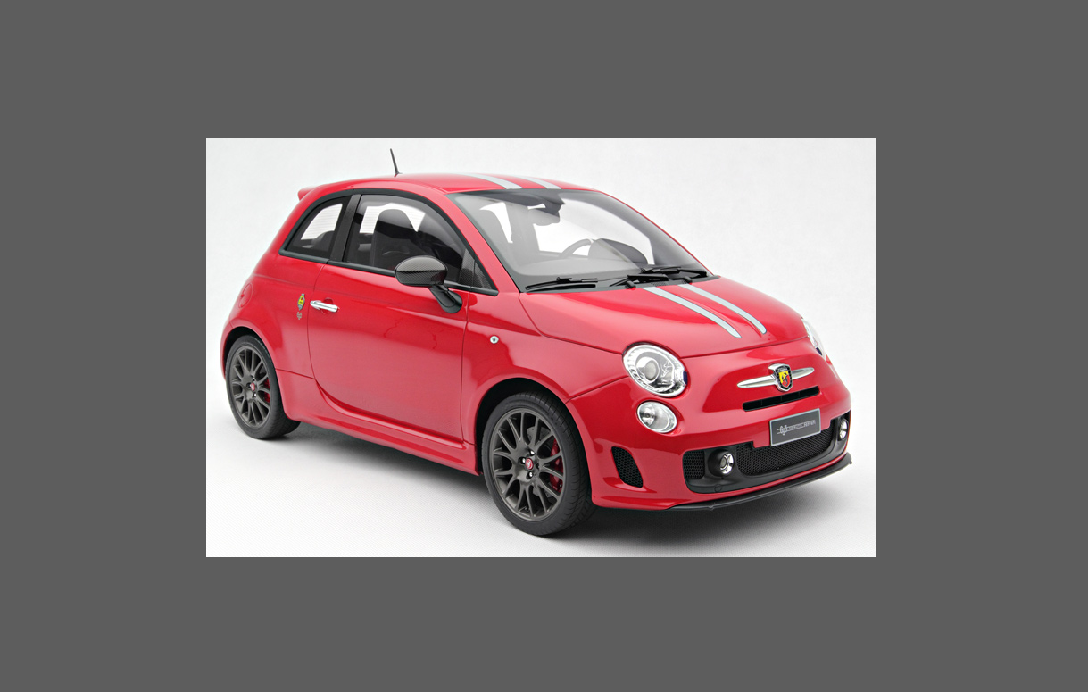 Front Bumper CLEAR Stone Chip guard Paint Protection Film Fiat 500 Abarth 08-16
