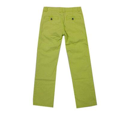 Kanz Hosen lange Hose Jungen Hellgrün Baumwolle Kinder Gr.110,152 2