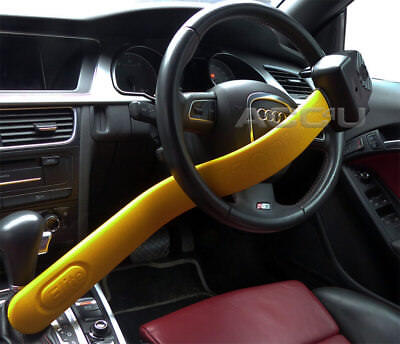 For Audi Car Stoplock Pro Elite Thatcham Approved Anti Theft Steering Wheel Lock 5