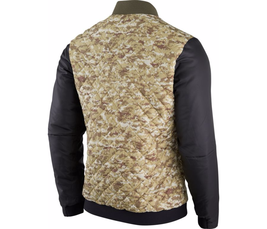 8023484ee INDIANAPOLIS COLTS 2017 NFL Salute to Service Nike Reversible Bomber Jacket  XL 4 4 of 8 See More