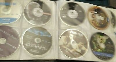 Blu-ray Movies Disc Only No Art Pick and Choose from list Combine ship and save