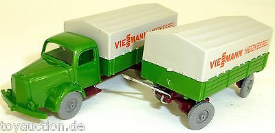 Toys, Hobbies Cars Bp Trailer Truck Mercedes Imu 1:87 H0 Å