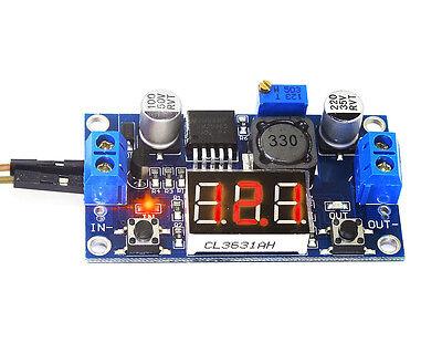 Nuevo !! Salida: 1-17 V Entrada: 4,8-20 V 1,8 Amp Micro Regulador de DC a DC