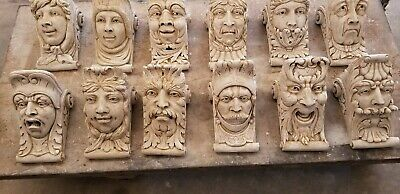 Lot of 12 WALL CORBEL BRACKET SHELF ARCHITECTURAL ACCENT HOME DECOR 3
