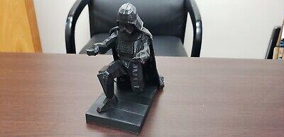 3D Printed Darth Vader Pen Holder - Custom Made Office Accessories 2