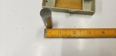 Vermont 161208310 STL X Master Rev. Round Gage Block 16.00mm.  shelf-t3 blue#2 5