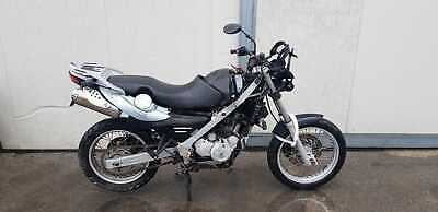 Carena Scocca Fianchetto Anteriore Sinistra Left Side Hul Bmw F 650 Gs 2004/2007 6