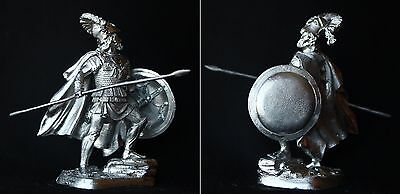 Leonidas I. King of Sparta KIT Tin toy soldier 54 mm. metal 6