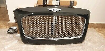 Bentley Continental Gt Gtc Chrome Radiator Grill 2015 - 2018 2