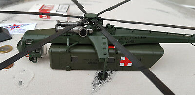SIKORSKY CH37 MOJAVE USA HEL54   Altaya Helikopter 1:72 New in blister